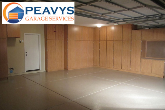 Houston Garage Cabinets